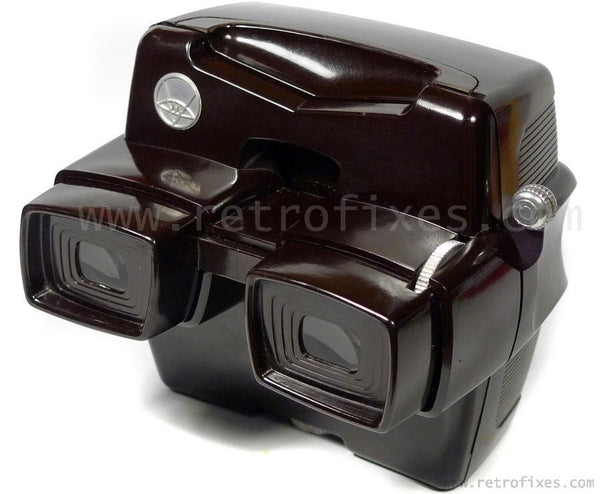 ViewMaster Focusing  Model D Restoration & Repair Service - RetroFixes - 1