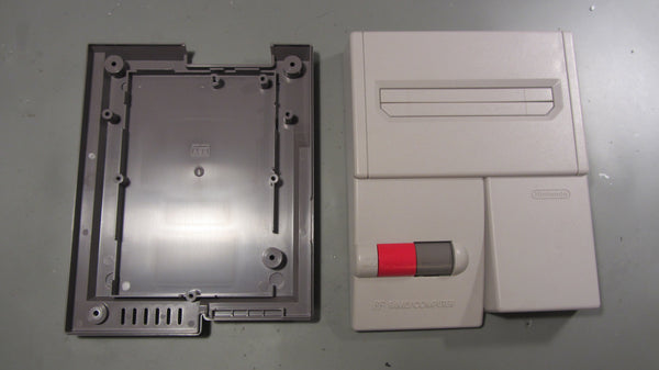 NES or Famicom TopLoader Replacement Shell (Originals)