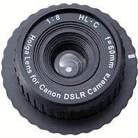 Holga Lens 60mm f/8.0 MF for Nikon DSLR