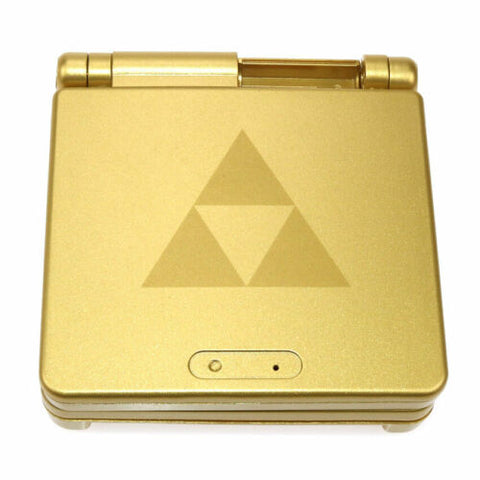 Full Housing Shell Replacement for GBA SP Zelda Edition Case Cover