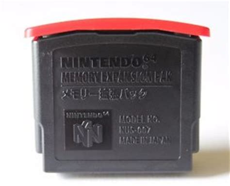 Nintendo 64 Expansion Pack NUS-007 OEM N64 Official