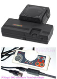 Adapt PC Engine, Duo, Core & Supergrafx controller to TurboGrafx + 4' Cable Extension - RetroFixes - 2