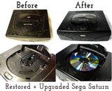 Sega Saturn Upgrade & Restoration Service (PreOrders Jan 2017) - RetroFixes - 3