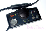 Adapt Turbografx Controller to PC Engine, Duo, Core & Supergrafx consoles + 4' Cable Extension - RetroFixes - 4