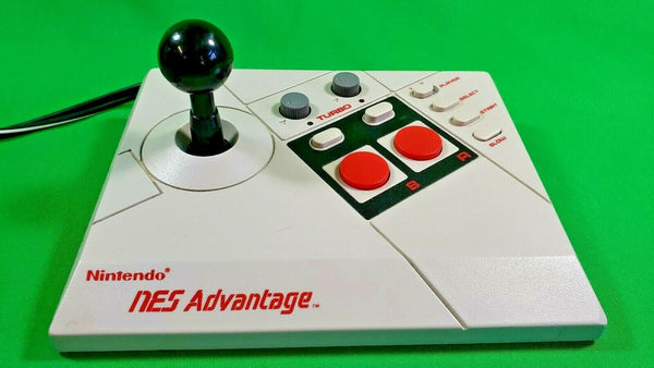 NES Advantage Joystick Controller Model NES-026