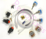 DIY Circuit Bending Kit  Works with Casio Keyboards - Speak N Spells & More - RetroFixes - 1
