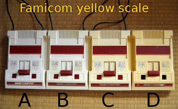 Original Famicom Nintendo RF Console Not Upgraded - Storage Sale Items - - RetroFixes - 2