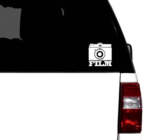 Diana Film Camera Retro Photography Vinyl Graphic Decal