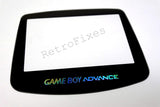 Gameboy Advance Replacement Screen Glass or Plastic - RetroFixes - 1