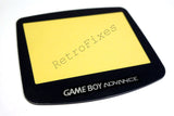 Gameboy Advance Replacement Screen Glass or Plastic - RetroFixes - 3