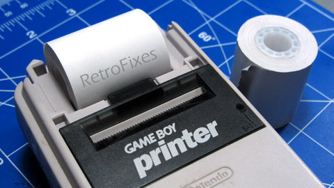 Gameboy Printer Paper Rolls New