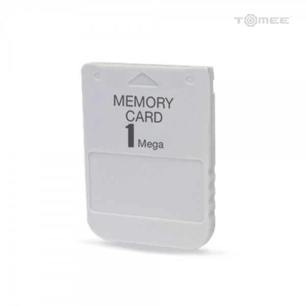 PS1 1MB Memory Card Brand New - RetroFixes - 1