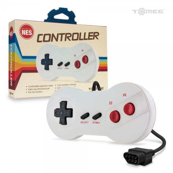 New Dogbone Style Controller for NES