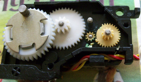 Gear for Macintosh Vintage Floppy Drives Fixes Broken Eject 512k 1mb,