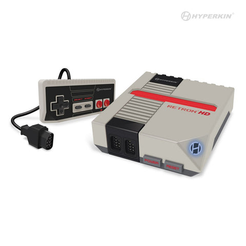 NES HDMI Retron-1 HD Gaming Console + Controller NEW!