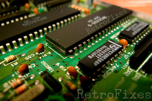 NES / Famicom Replacement Chips PPU, CPU, Ram & More