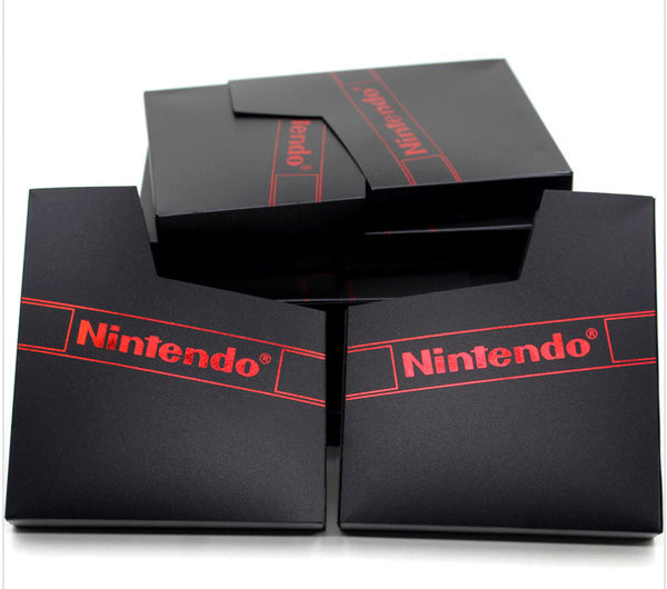 Brand New NES Dust Cover Sleeves - Black or Logo Version. - RetroFixes - 1
