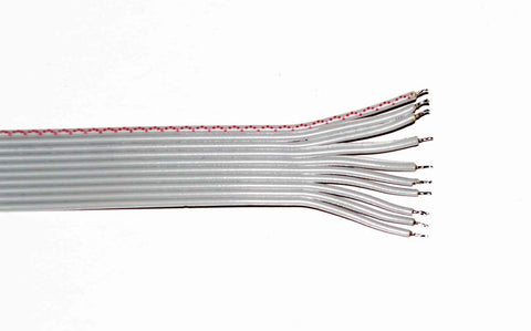 Ribbon Wire 26AWG - Great for DIY Installs & Upgrades