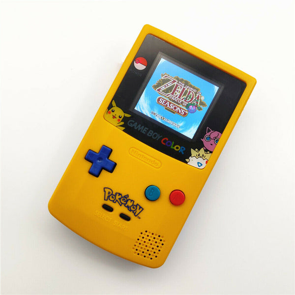 Gameboy Color Backlight Upgrade Service + More