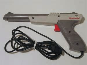 NES DuckHunt Zapper Original