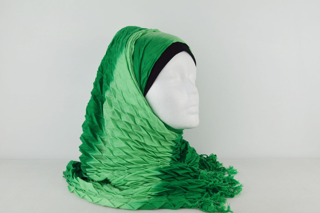 Fashion Hijabs Online Green