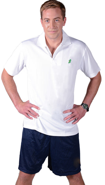 Men's White Irish Shirts by Ireland Shirt-1