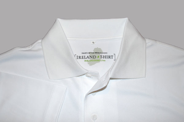 Men's White Irish Shirts by Ireland Shirt-3