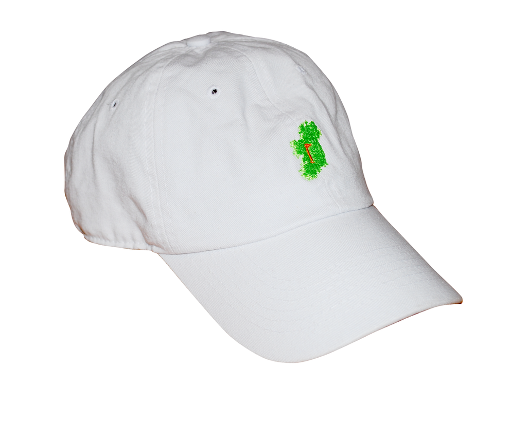 White Irish Hat by Ireland Shirt