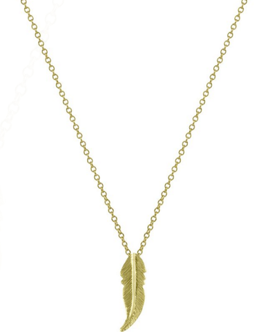 Necklace Pluma