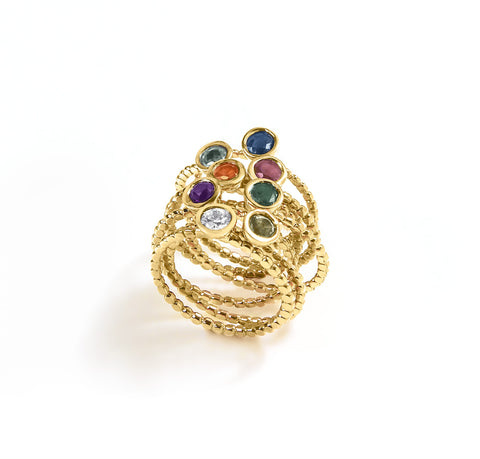 Ring with Gemstone