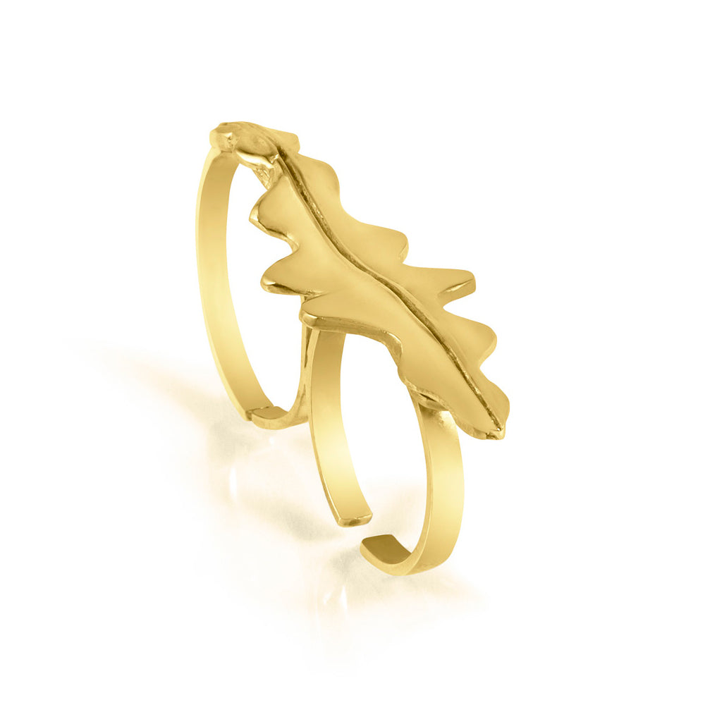 Ring Doble Areole - Sophie Simone Designs