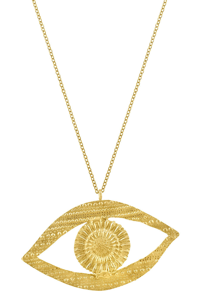 Necklace Ojo Large - Sophie Simone Designs