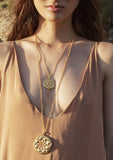 Necklace Large Tuqui - Sophie Simone Designs