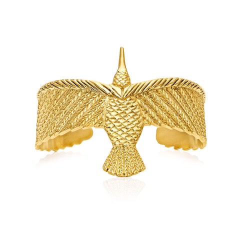 Cuff Hummingbird for Her