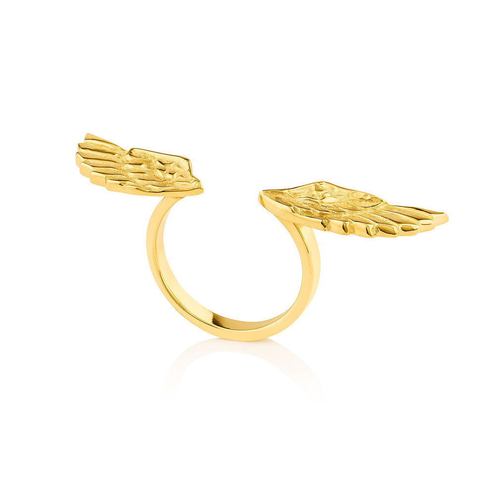Wings Frida Ring - Sophie Simone Designs
