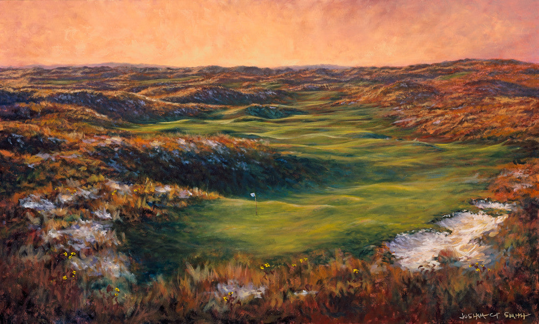 The 8th at Ballyneal