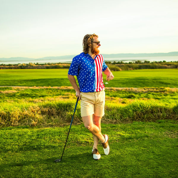Chubbies Golf Polo - The Eagle
