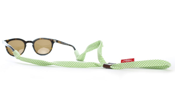 Green Gingham SHADESTRAPS™