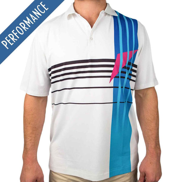Chubbies Golf Polo - The Flopstradamus