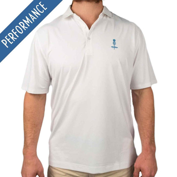 Chubbies Golf Polo - The Next on the Tee