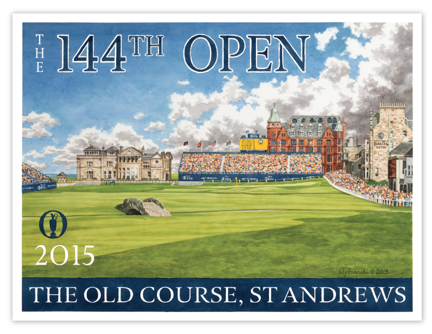 The 144th Open - The Old Course, St Andrews