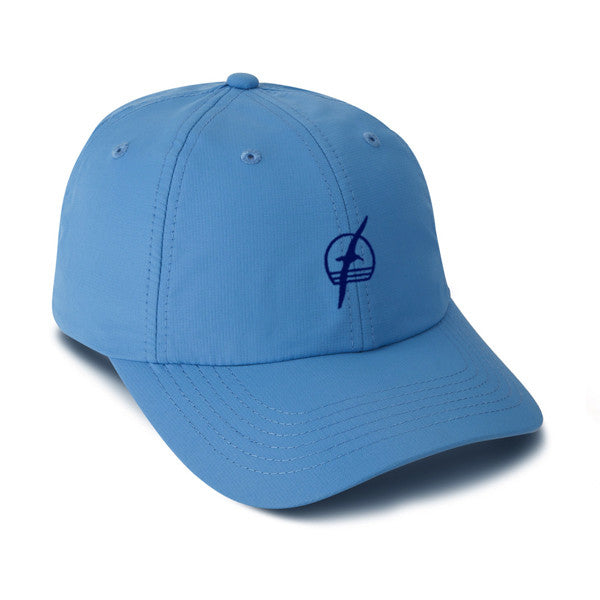 Albatross Performance Hat - Blue