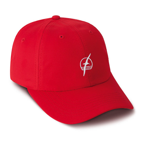 Albatross Performance Hat  - Red