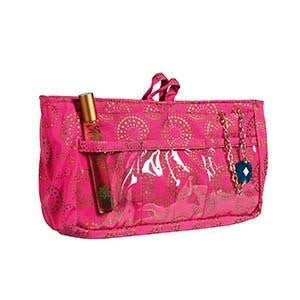 Handbag Organiser - Medium Pink