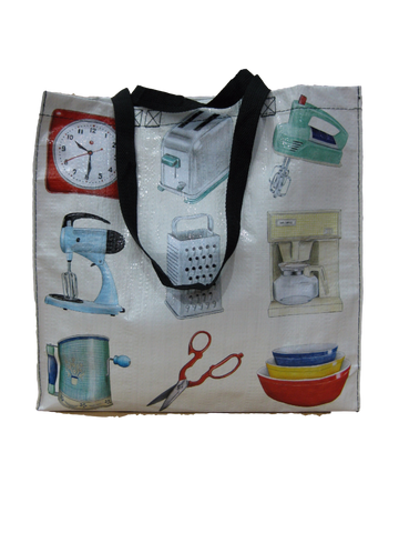 Reusable Shopping Totes - Kitchen Accessories