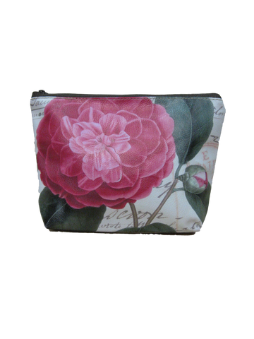Cosmetic Purse - Floral