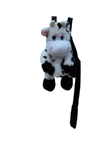 Soft Toy Bag - Cow