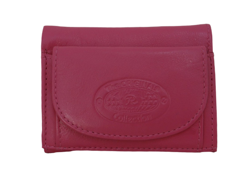 Coin Purse With Wallet - Pink