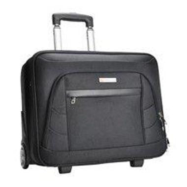 Voyager Wheeled Mobile Office - Black