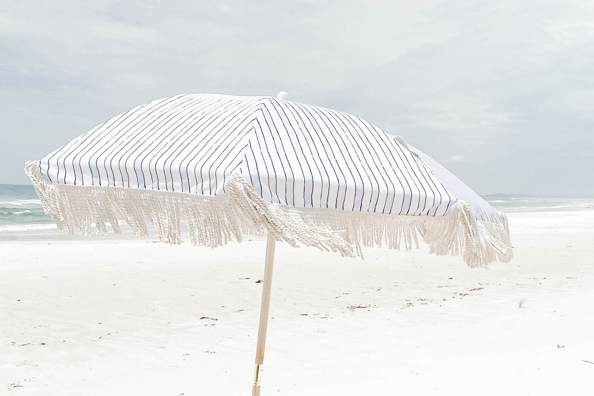 Stay shady at the beach with Salt Umbrella's